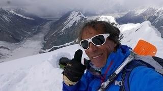 Òscar Cadiach, una carrera més enllà dels vuit mil metres